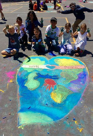 CHALK4PEACE 2015 Open Alternative School