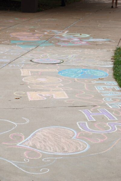 CHALK4PEACE St. Louis Community College 