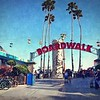 Santa Cruz Boardwalk Entry