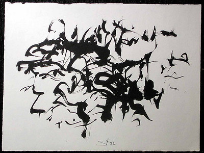 Art Market Calligraphy