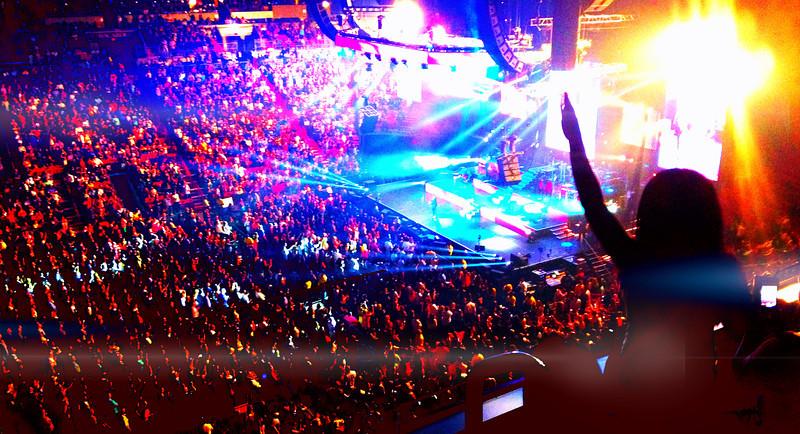 Vivir Mi Vida World Tour, Miami Friday Playlist