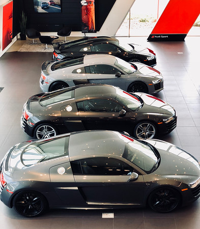 #officeview #nardogrey #audir8 #audisport #spacegray #fiftyshadesofgrey #audiclub #shotoniphonex