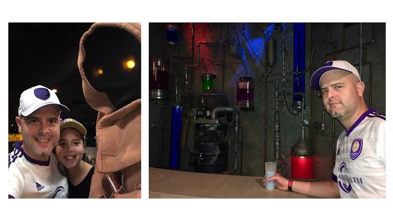 Mos Eisley Cantina, Tatooine