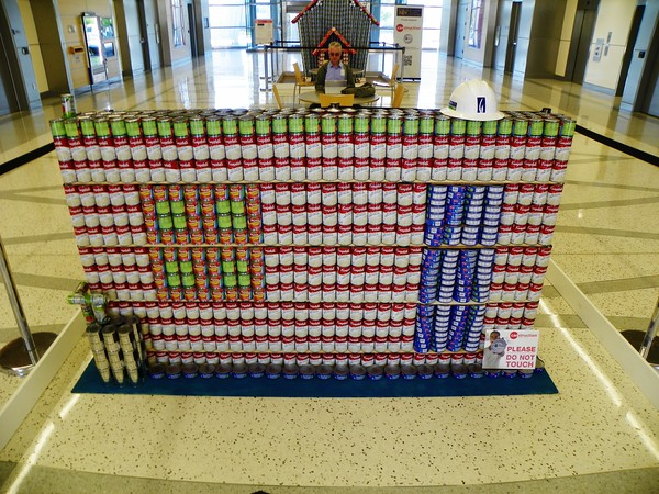 Together, We CAN Fuel A Better Future - SoCalGas<br /> 1,434 cans