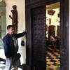 Capilla Santa Ana antique door