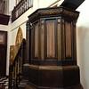 Capilla Santa Ana pulpit