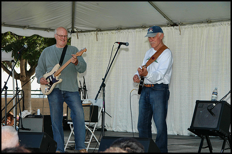 The Duo Tones, Gill Orr and Paul Johnson