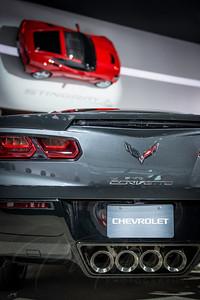 Corvette Sting Ray 2013 - 2014 NAIAS