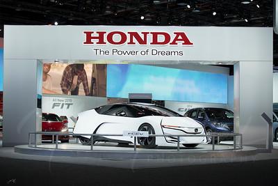 Honda 2014 NAIAS