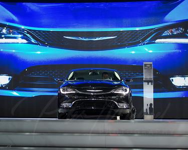 2014 NAIAS Chrysler 200