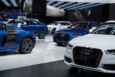 Audi  2014 NAIAS