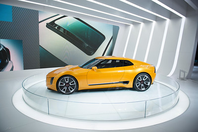 Kia Concept car 2014 NAIAS