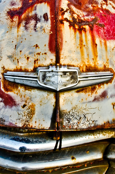 Detroit Muscle Auto fine art photographs