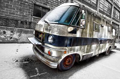 thats a RV clark ! ,Detroit Muscle Auto fine art photographs