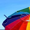 A Rainbow of Color : a veritable color explosion!