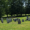 Cemetery in Spring; Morwood Rd., Bucks County PA