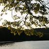 Near dusk at Green Lane Reservoir