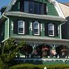Victorian house in Ocean Grove, NJ