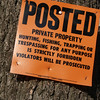 Private property notice