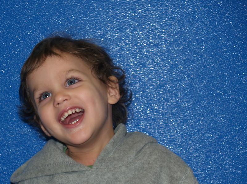 Gabriel, my nephew
