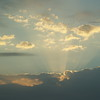 Louisiana Evening Sky on December 26