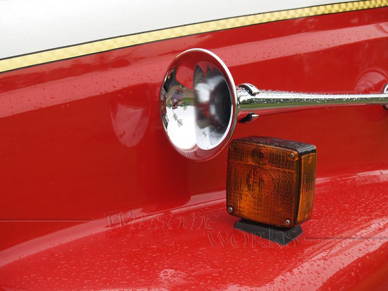 Horn on Fire Truck, Quakertown