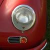 1954 Porsche Front End