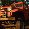 Old Jeep Willys