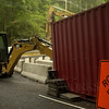 Road and bridge repair work in Bucks County
