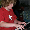 Seth at the keyboard, '07