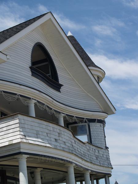 Victorian home in Ocean Grove, New Jersey