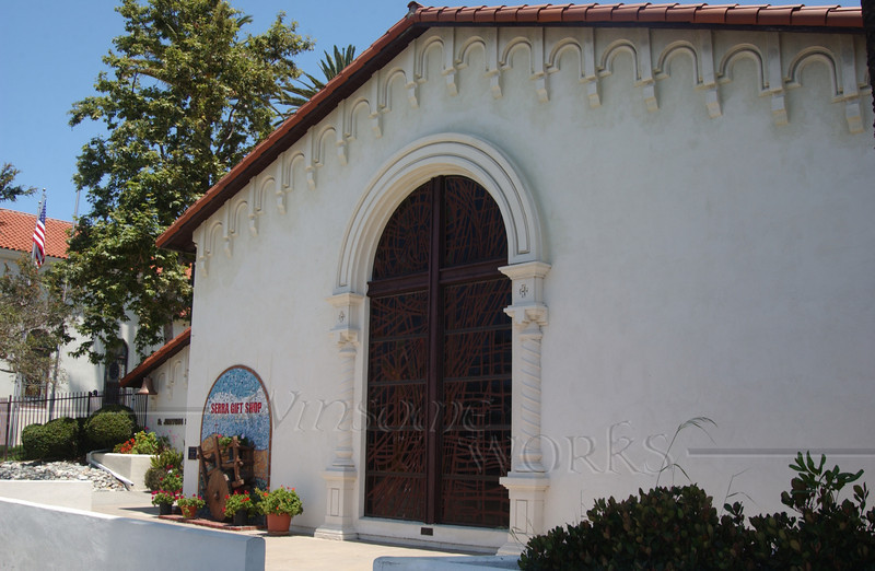Church in San Diego Olde Towne