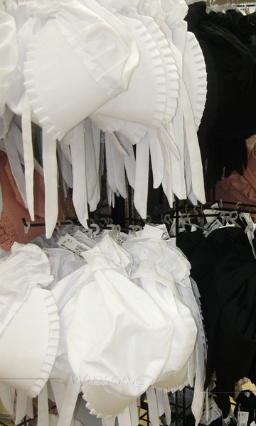 Conservative or Old Order Mennonite Bonnets