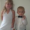 Emily & Ethan at Jeremy & Lisa's wedding