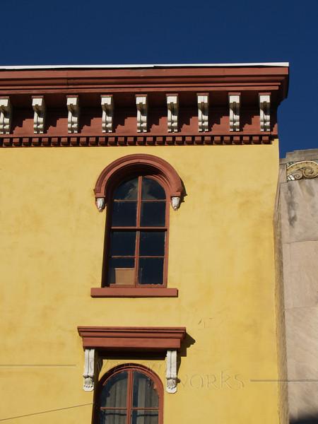 Old building in Germantown, PA