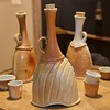 Ceramic Whiskey Bottle Exhibition at West Overton Village and Museums
