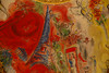 Closeup Chagall ceiling Paris Opera House