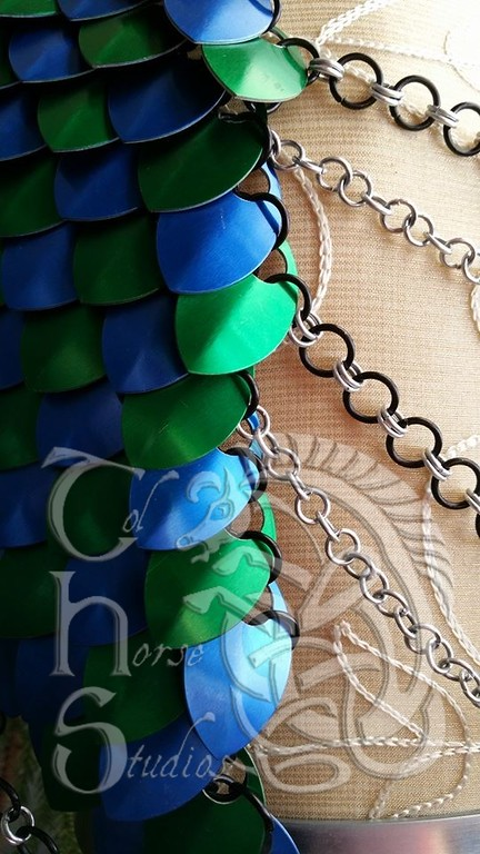 Chainmaille & Scalemaille