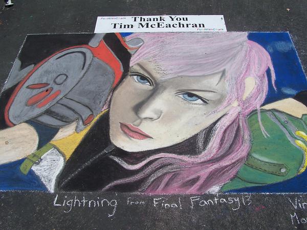 Chalk Art - 15