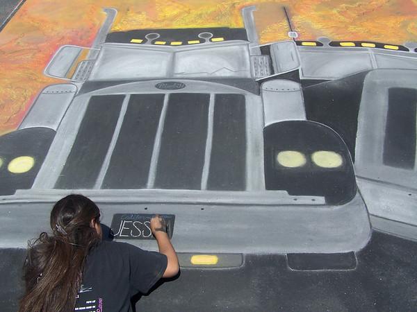 Chalk Art - 29