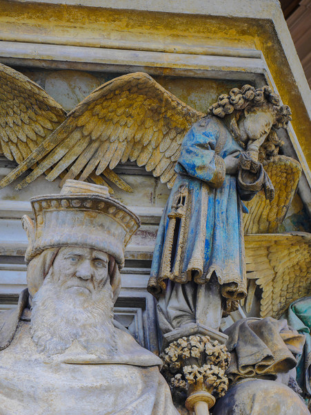 Angel of the Well of Mses and Zachariah