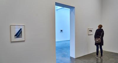 March 19, 2016 - New York, NY - Celsea Galleries Ellsworth Kelly, Robert Barry, FredTomaselli Credit: Robert Altman