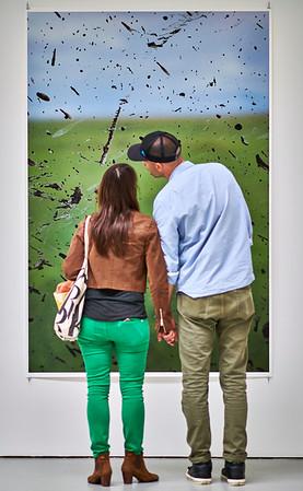 Sept. 22, 2018, 2018 - New York, NY Chelsea Art Galleries - Wolfgang Tiillmans    Photographer- Robert Altman Post-production- Robert Altman