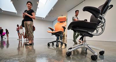 Sept. 22, 2018, 2018 - New York, NY Chelsea Art Galleries -  Urs Fischer   Photographer- Robert Altman Post-production- Robert Altman