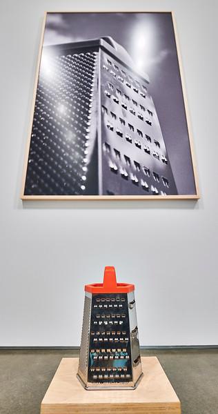 Sept. 22, 2018, 2018 - New York, NY Chelsea Art Galleries -  B.Wurtz    Photographer- Robert Altman Post-production- Robert Altman