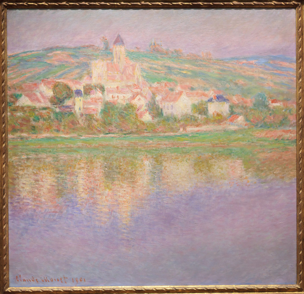 Claude Monet,Vétheuil, 1901