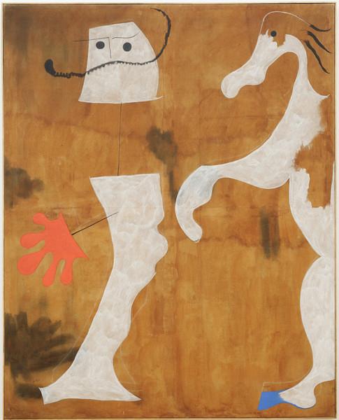 Joan Miró, Circus Horse, 1927