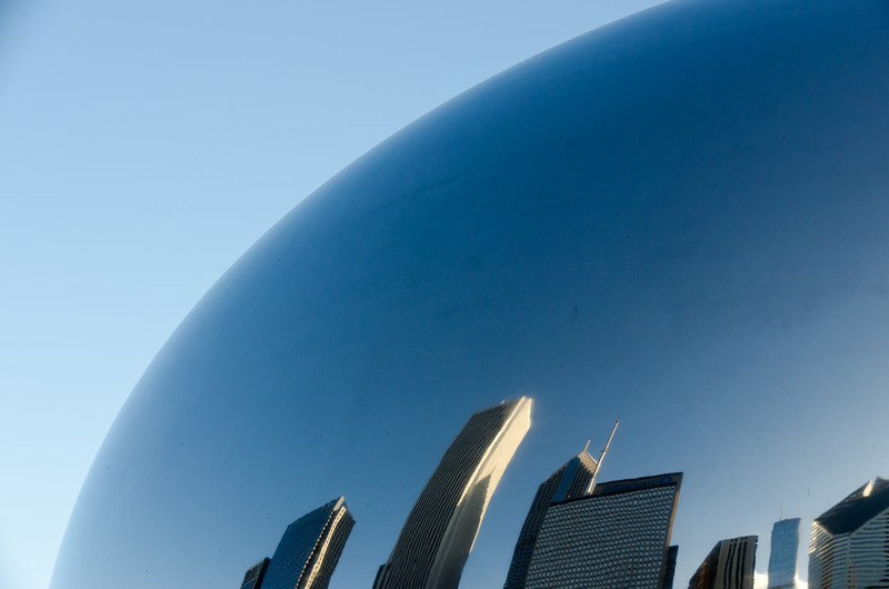 Chicago Sky (The Bean)