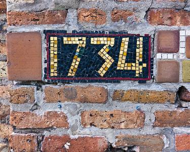 Mosaic 1734