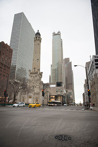 chicago water tower - chicago fires